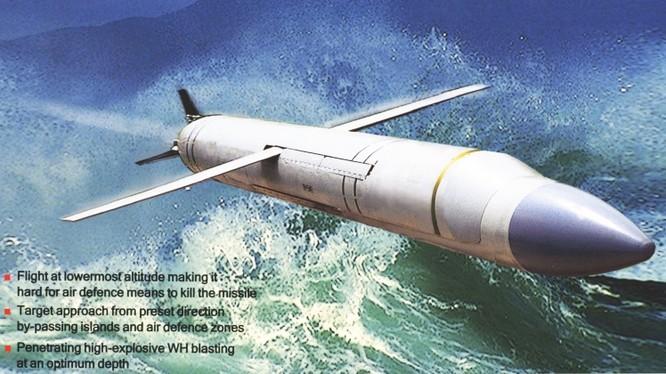 Tên lửa hành trình tầm xa Klub của Nga gây sửng sốt cho giới quân sự phương Tây