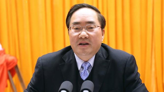 Trung Quốc cách chức, khai trừ 4 ủy viên trung ương