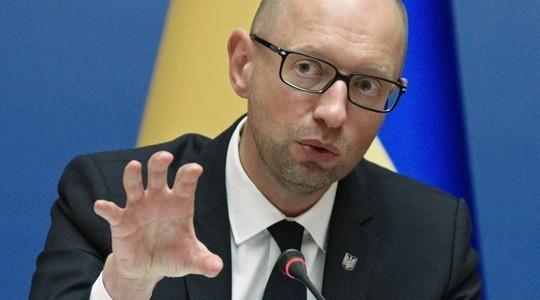 Thủ tướng Ukraine Arseny Yatsenyuk. Ảnh: RIA Novosti