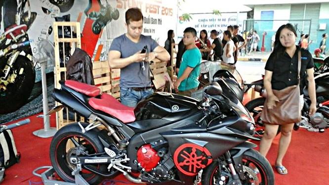 Người tiêu dùng Việt sẽ có cơ hội mua xe máy phân khối lớn của Nhật với giá rẻ hơn - Ảnh: Minh Quang