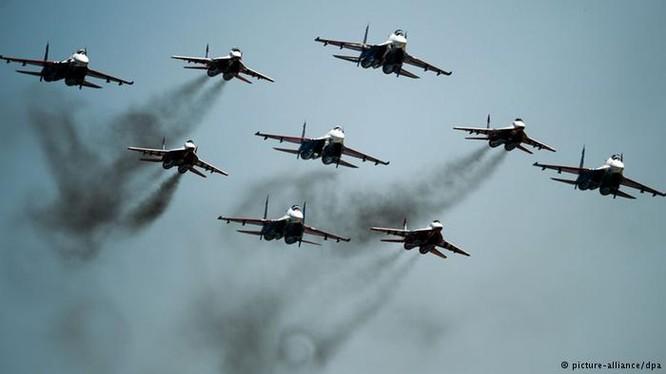 Quân đội Nga đã có sự tiến bộ vượt bậc khiến phương Tây kinh ngạc