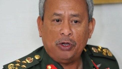 Tướng Zulkefli Mohd Zin thẳng thừng chỉ trích Trung Quốc - Ảnh: Malaysian Insider