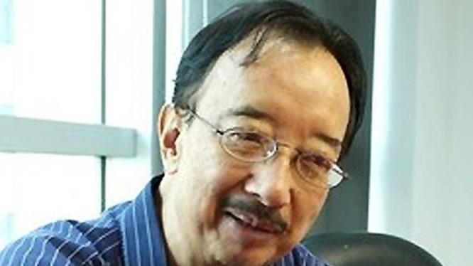 """Tiến sĩ Alan Phan đang """"hôn mê sâu"""" tại Mỹ - Ảnh từ trang cá nhân của Alan Phan"""