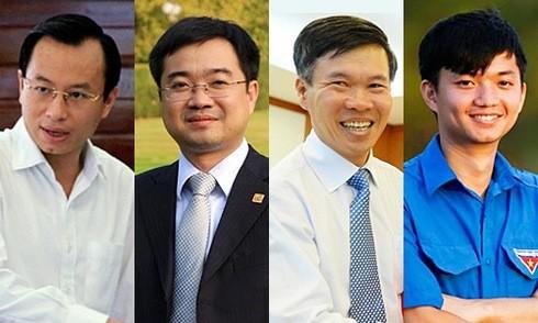 """Những gương mặt lãnh đạo trẻ trước """"phiên đổi gác"""""""
