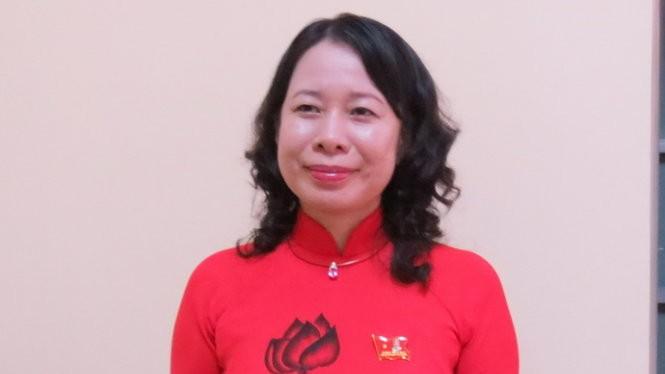 Bà Võ Thị Ánh Xuân - Ảnh: Đ.V