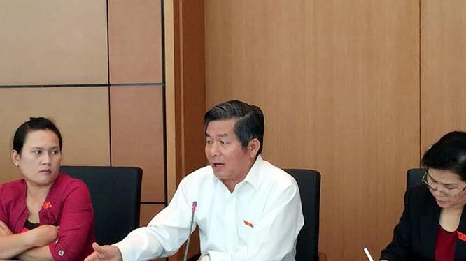 Bộ trưởng KH&ĐT thấy buồn vì nhiệm kỳ này chưa làm được đường cao tốc Bắc - Nam