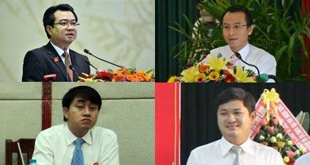 Một số gương mặt trẻ trong kỳ đại hội Đảng bộ các địa phương vừa qua