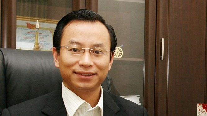 Tân Bí thư Đà Nẵng Nguyễn Xuân Anh - Ảnh: Nguyễn Tú