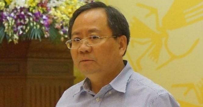 Ông Đỗ Hoàng Anh Tuấn, Thứ trưởng Bộ Tài chính. Ảnh: TL