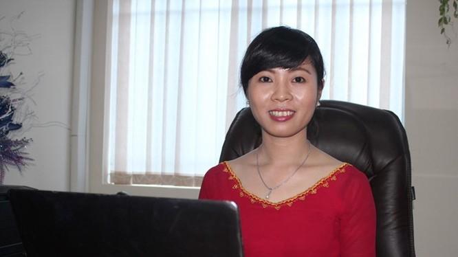 """""""Nữ tướng"""" Đỗ Ngọc Thanh Phương"""