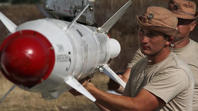 Binh sĩ Nga đang tham gia tác chiến tại Syria