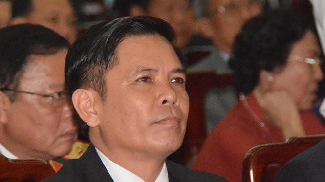 Ông Nguyễn Văn Thể - Ảnh: T.T.