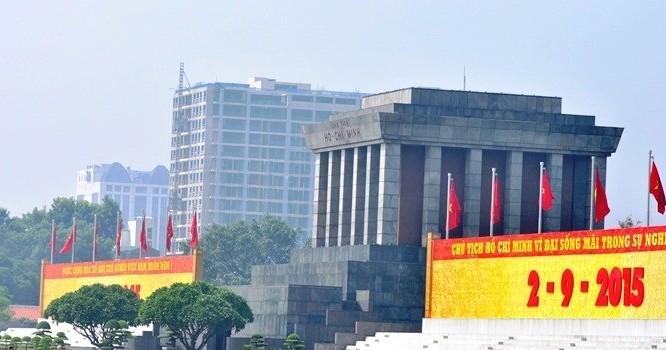 Tòa nhà Lê Trực gây bức xúc dư luận