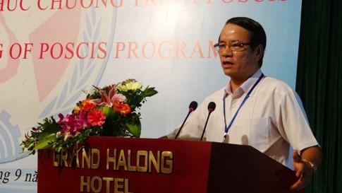 Ông Nguyễn Văn Thanh - Phó Tổng Thanh tra Chính phủ.