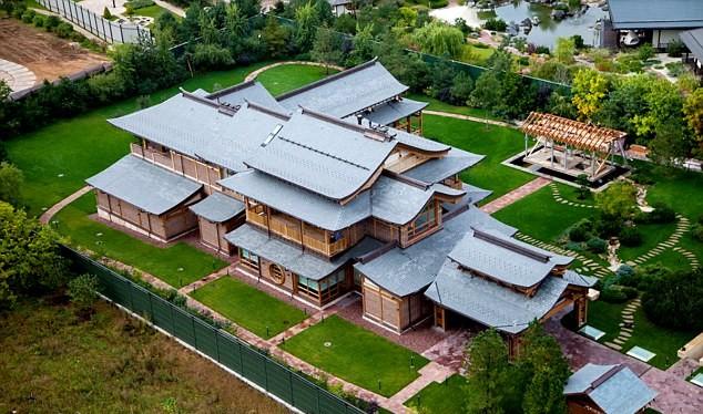 Khu nhà của ông Shoigu được cho là trị giá 18 triệu USD