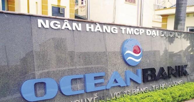 Oceanbank là một trong những ngân hàng được mua lại với giá 0 đồng