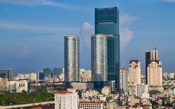 Tòa nhà Keangnam gặp khá nhiều tai tiếng