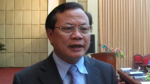 Ông Phạm Quang Nghị - Ảnh: V.V.Thành