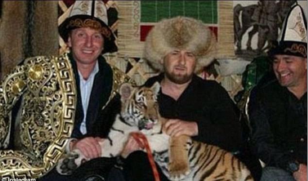 Ông Kadyrov nổi tiếng với chính sách cứng rắn