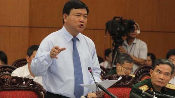 Bộ trưởng Đinh La Thăng