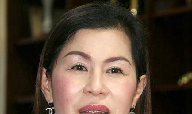 Bà Hà Thúy Linh, giám đốc Công ty trà oolong Hà Linh - Ảnh: Võ Trang