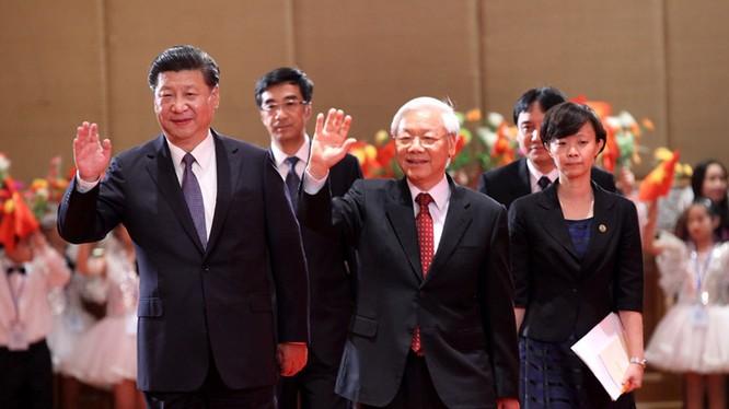 'Trung Quốc không chấp nhận cường quốc xưng bá chủ'