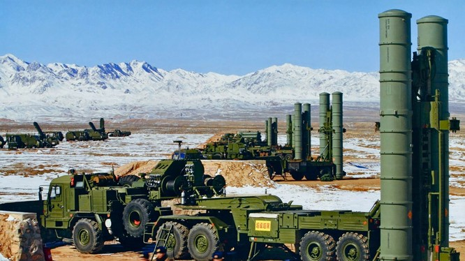 Hệ thống tên lửa khét tiếng S-300 PMU2