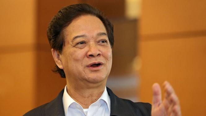 Thủ tướng Nguyễn Tấn Dũng - Ảnh: V.Dũng