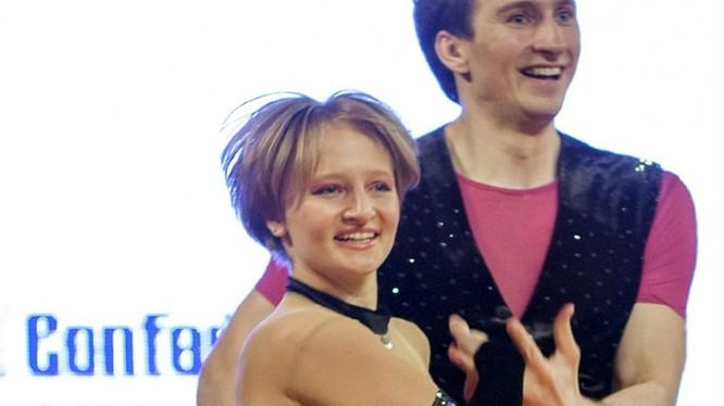 Con gái thứ hai của Tổng thống Nga Vladimir Putin, Katerina Tikhonova - Ảnh: Reuters