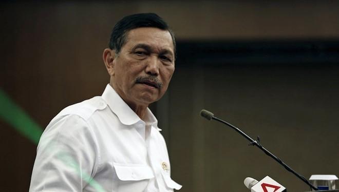 Giám đốc an ninh quốc gia Indonesia, ông Luhut Panjaitan. Ảnh: Malaysia Insider