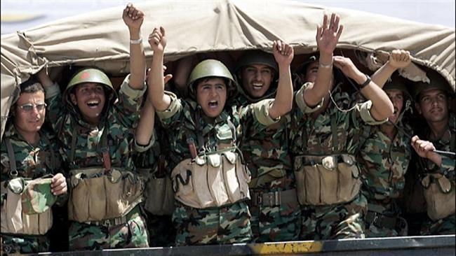 Quân đội Syria liên tiếp giành chiến thắng trên chiến trường