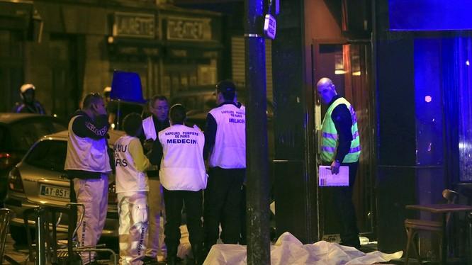 Vụ khủng bố đẫm máu ở Paris