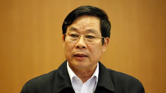 Bộ trưởng TT&TT Nguyễn Bắc Son. Ảnh: Phạm Hải