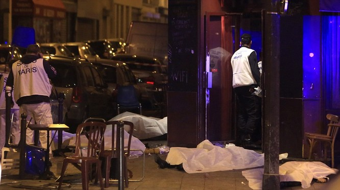 Nước Pháp liên tiếp bị tấn công khủng bố đẫm máu
