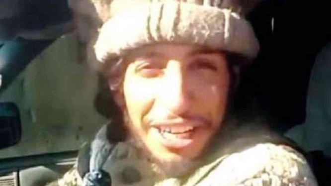 Abdelhamid Abaaoud được cho là đã tái gia nhập IS ở Syria. (Ảnh: Skynews)