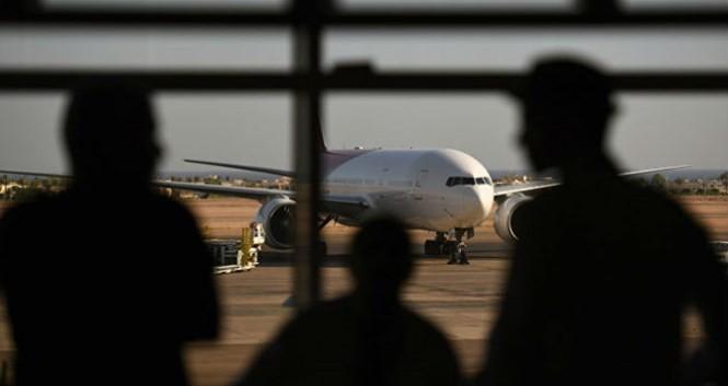 Giới chức Ai Cập đã bắt giữ 2 nhân viên tại sân bay Sharm al-Sheikh nghi đã hỗ trợ việc đặt bom khiến máy bay Nga rơi ở bán đảo Sinai - Ảnh: AFP