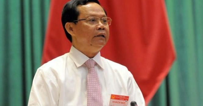 Ông Huỳnh Phong Tranh
