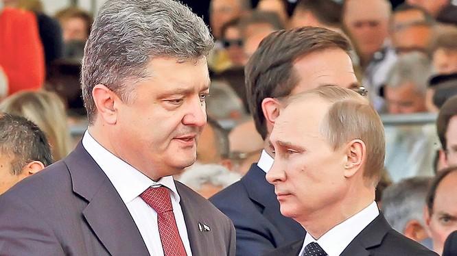 Nga lại vừa giáng cho Ukraine một đòn choáng váng