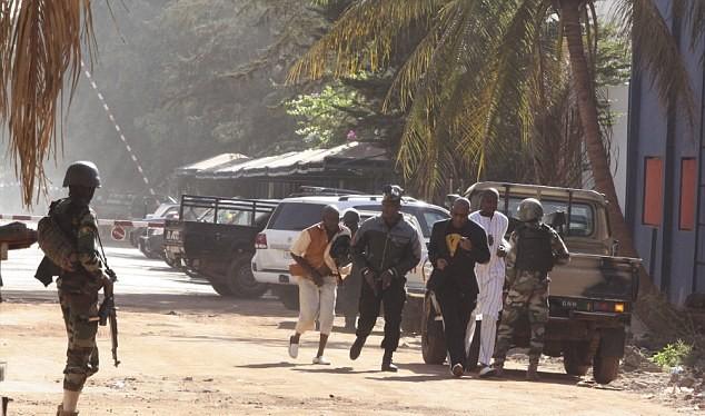 Khách sạn nơi xảy ra vụ bắt giữ con tin ở Mali