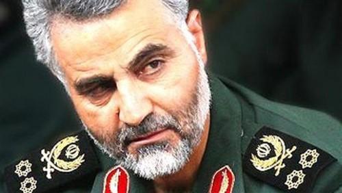Thiếu tướng Iran Qassem Soleimani. Ảnh: Presstv