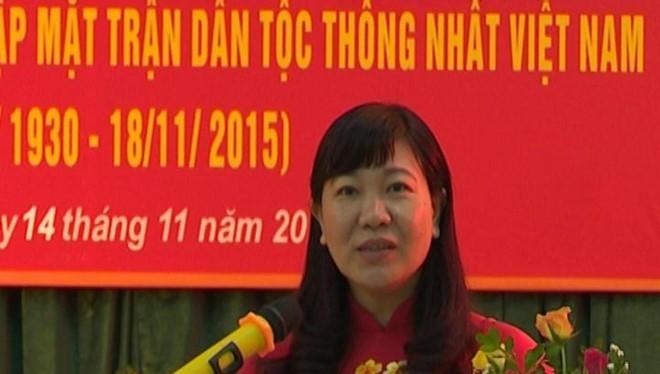 Bà Nguyễn Lan Hương