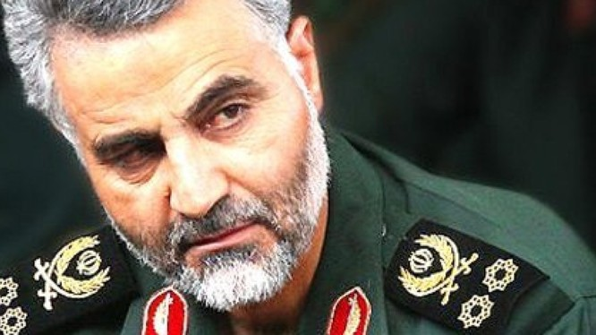 Tướng Qassem Soleimani