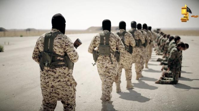 Phiến quân khủng bố Syria là những kẻ khát máu, tàn bạo