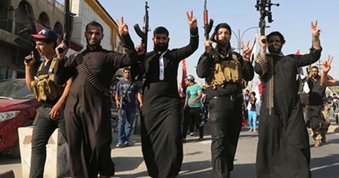 Lực lượng IS đang chiếm đóng nhiều khu vực rộng lớn của Iraq và Syria. Ảnh: Itn News