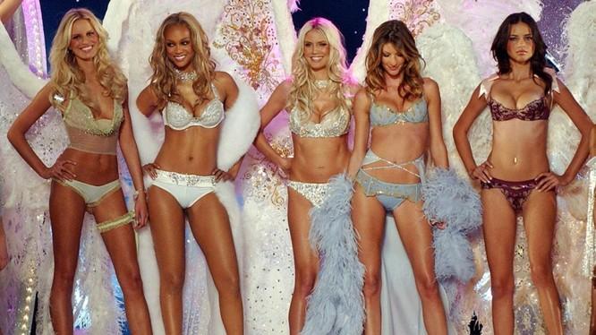 Dàn người mẫu của Victoria's Secret