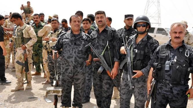 Chiến binh người Kurd tỏ ra rất kiên cường và hiệu quả trong cuộc chiến chống IS