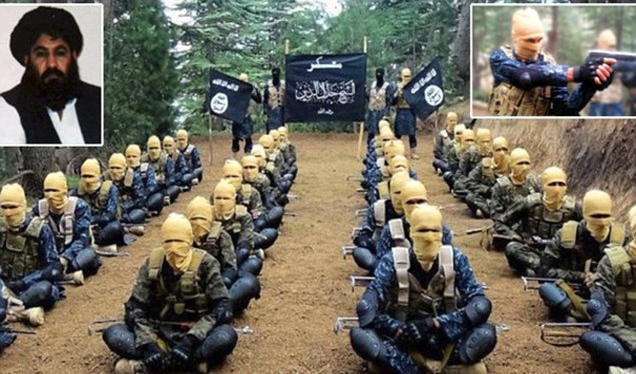 Lực lượng khủng bố IS đang bành trướng hoạt động