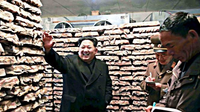 Xuất hiện tin đồn sân bay Triều Tiên bị gài bom để ám sát lãnh đạo Kim Jong-un - Ảnh: Reuters