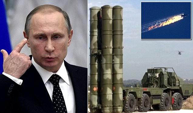 Trong thông điệp Liên bang 2015, ông Putin tuyên bố sẽ không bỏ qua vụ bắn hạ Su-24 cho Thổ Nhĩ Kỳ