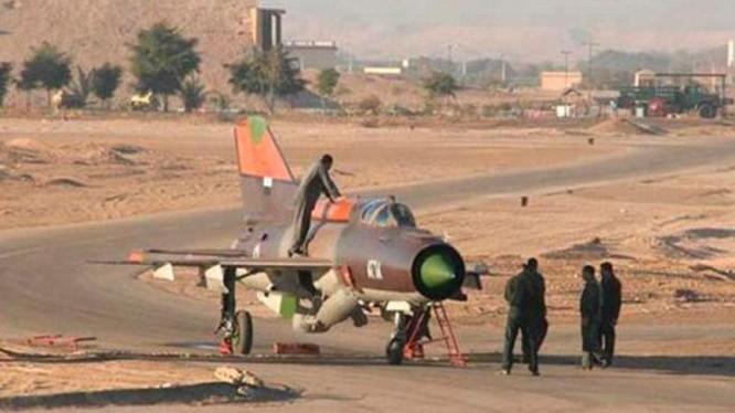 IS được cho là đã chiếm được cả máy bay Mig-23 của không quân Syria